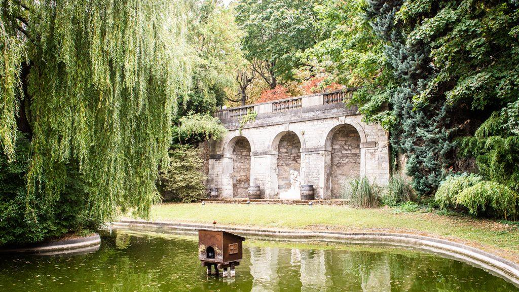 Yays Paris Issy Parc Henri Barbusse