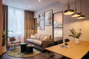 YAYS The Hague Willemspark Two Bedroom Apartment