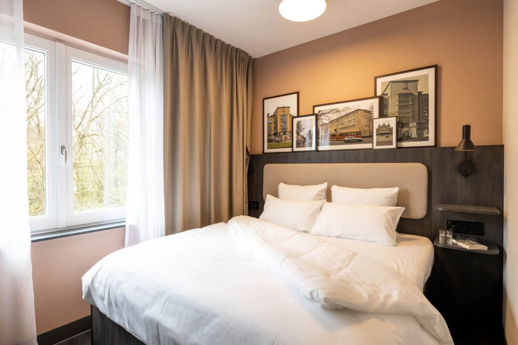 YAYS The Hague Willemspark One Bedroom Apartment