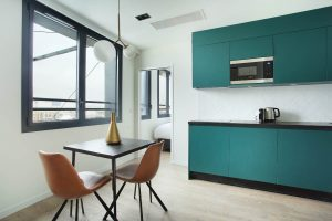 Yays Paris Issy, One Bedroom, Kitchen