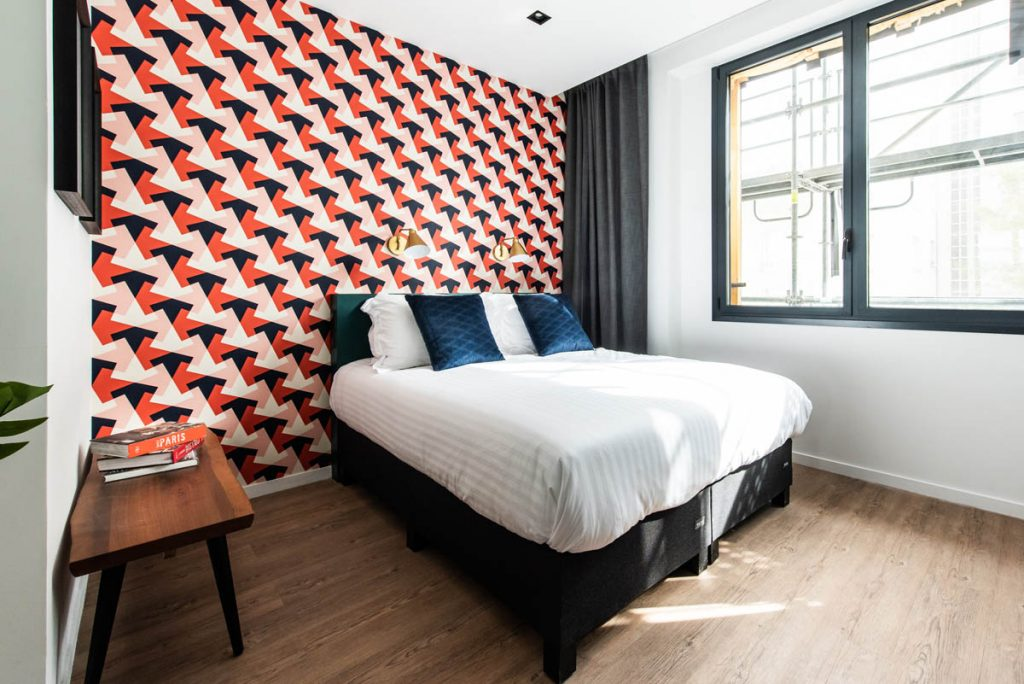 Yays Paris Issy, Studio Comfort, Bedroom