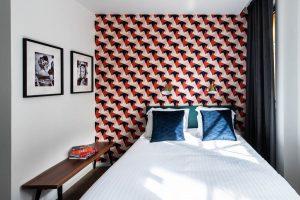 Yays Paris Issy, Studio Essential, Bedroom