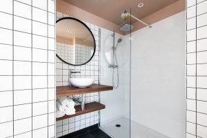 Yays Paris Issy, Duplex One Bedroom, Bathroom