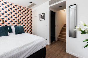 Yays Paris Issy, Duplex One Bedroom, Bedroom