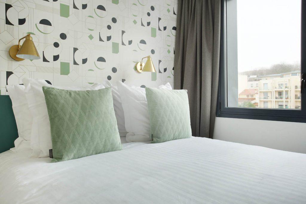 Yays Paris Issy, One Bedroom Comfort, Bed