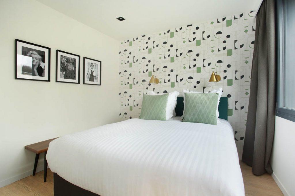 Yays Paris Issy, One Bedroom Comfort, Bedroom
