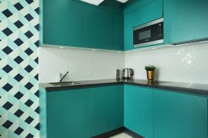 Yays Paris Issy, Two Bedroom, Kitchen