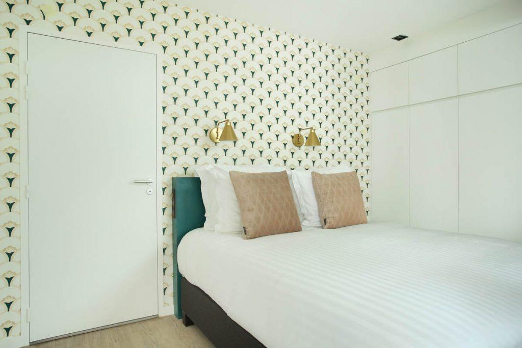 Yays Paris Issy, Two Bedroom, Bedroom 1