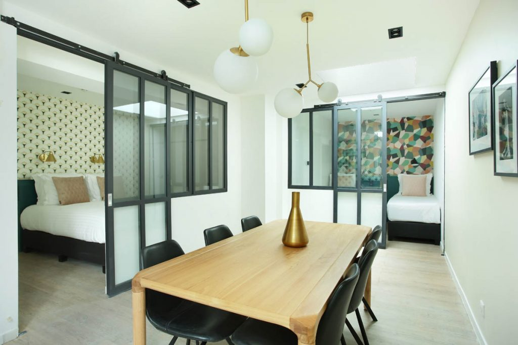 Yays Paris Issy, Two Bedroom, Dining Room