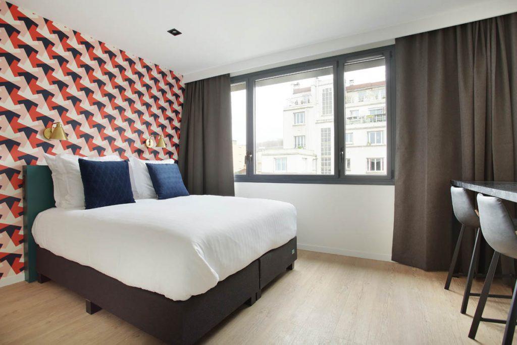 Yays Paris Issy, Two Bedroom Comfort, Bedroom