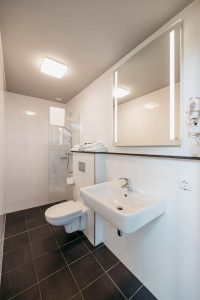 YAYS Amsterdam Maritime, Studio, Bathroom