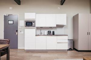 YAYS Amsterdam Maritime, Family Apartment, Kitchen