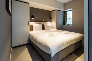 Amsterdam East by YAYS, One Bedroom Access Apartment, Bedroom