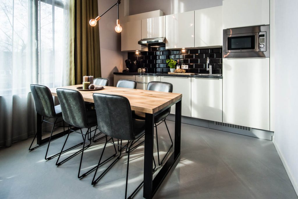 Amsterdam East by YAYS, One Bedroom Apartment, Kitchen