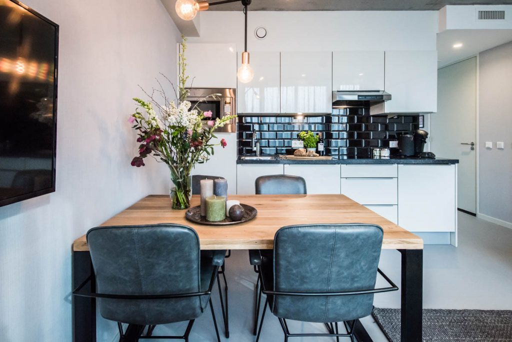 Amsterdam East by YAYS, Two Bedroom Apartment, Kitchen