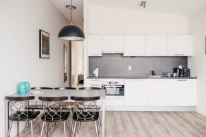 Amsterdam Prince Island by YAYS, Two Bedroom, Kitchen