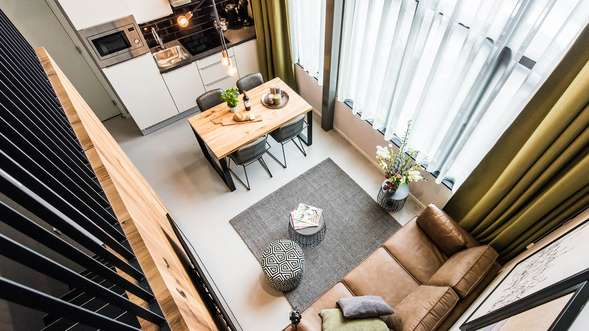 Amsterdam East by YAYS Living Room