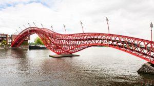 Pythonbrug, Amsterdam East, YAYS