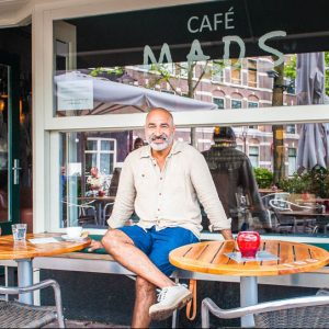Cafe Mads, Amsterdam West