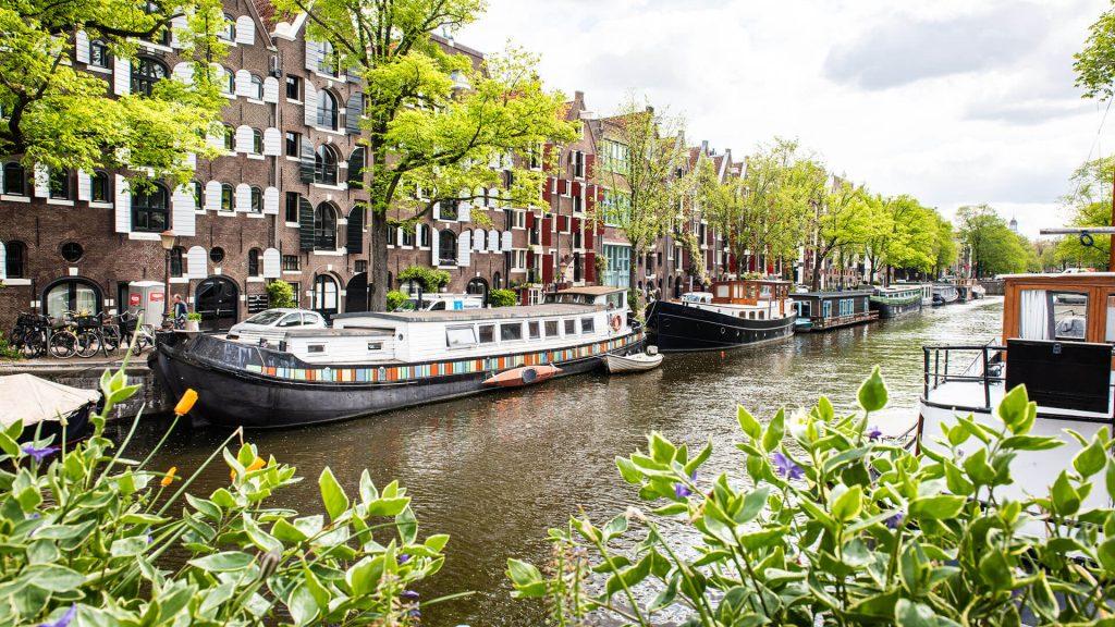 YAYS, Amsterdam West Canal